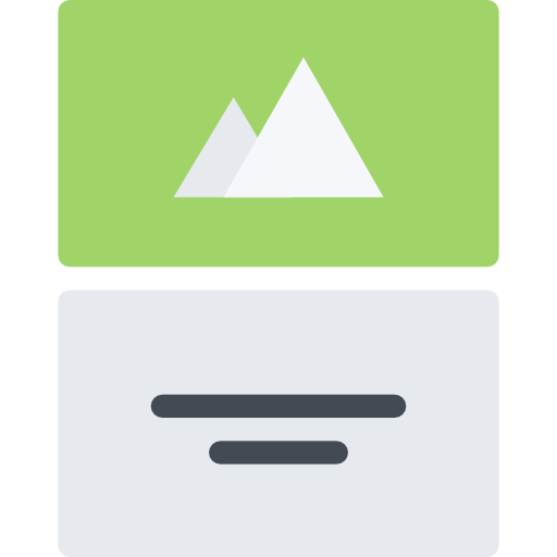 Business Card printing icon